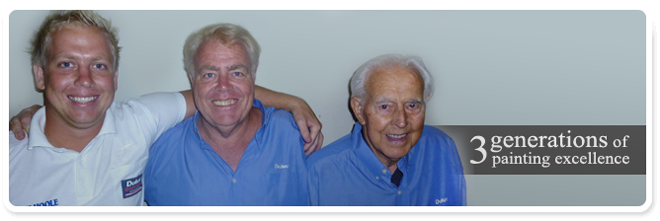 Residential Painting Brisbane- 3 Generations